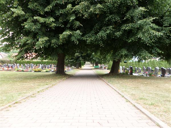 Friedhof Bischofferode