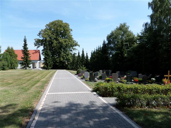 Friedhof Wallrode